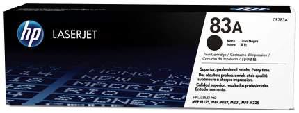 Картридж для лазерного принтера HP 83A (CF283A) черный, оригинал