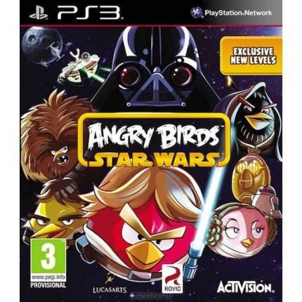 Игра Angry Birds Star Wars для PlayStation 3