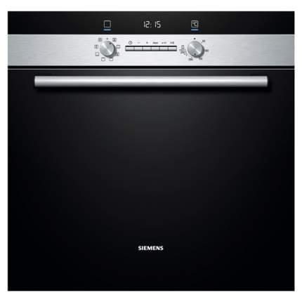 Встраиваемый электрический духовой шкаф Siemens HB43GS555 Silver