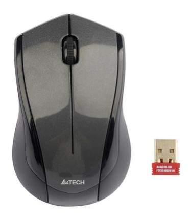 Беспроводная мышка A4Tech G7-400N-1 Grey