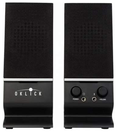Колонки для компьютера Oklick OK-115U Black