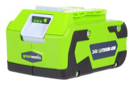 Аккумулятор LiIon для электроинструмента Greenworks G24B4 2902807