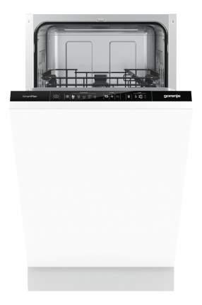Встраиваемая посудомоечная машина 45см GORENJE GV53111