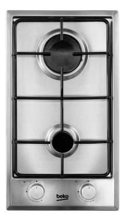 Встраиваемая варочная панель газовая Beko HDCG 32220 FX Silver