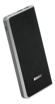 Внешний аккумулятор InterStep PB6000 6000 мА/ч (IS-AK-PB6000MPB-000B201) Black