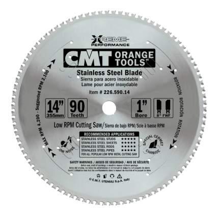 Пильный диск по дереву  CMT 226.580.12