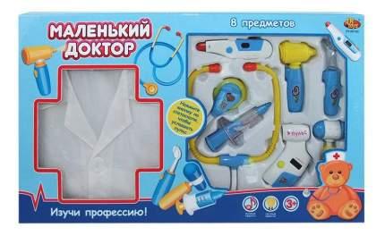 Набор доктора маленький доктор с халатом pt-00165(9911b)