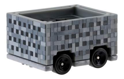 Машинка пластиковая Hot Wheels HW MINECRAFT CART 5785 DPR89