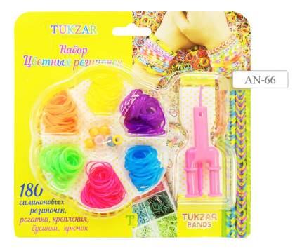 Набор для творчества цветные резиночки со станком 180 штук