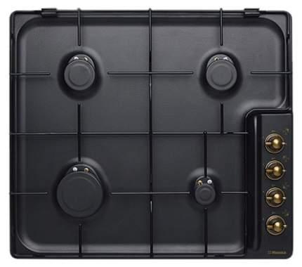 Встраиваемая варочная панель газовая Hansa BHG 63100020 Black