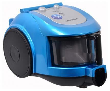 Пылесос Samsung  SC-6534 Blue