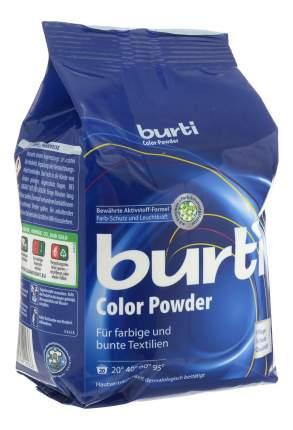 Порошок для стирки Burti color для цветного и тонкого белья 1.5 кг