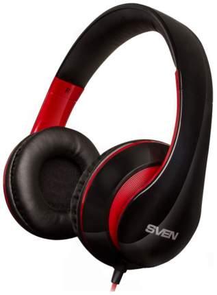 Игровые наушники Sven AP-940MV Red/Black
