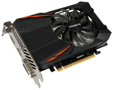 Видеокарта GIGABYTE GeForce GTX 1050 Ti (GV-N105TD5-4GD)
