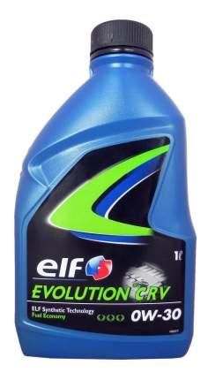 Моторное масло elf Evolution 900 CRV 0W-30 1л