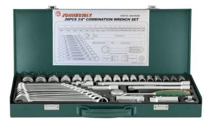 Набор столярно-слесарного инструмента JONNESWAY S04H3536S