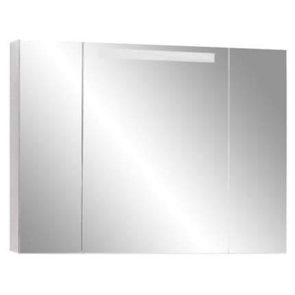 Шкаф-зеркало для ванной Акватон Мадрид 80М, белый (1A175202MA010)
