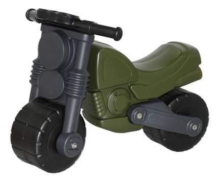 Мотоцикл Полесье Моторбайк военный