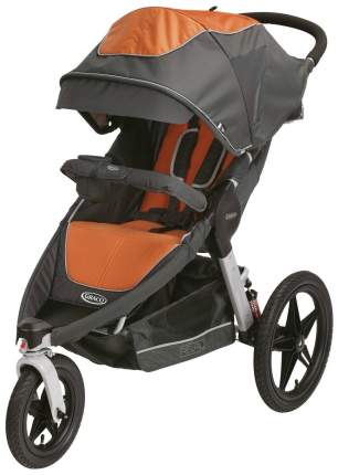 Прогулочная коляска Graco Relay Tangerine
