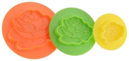 Форма для выпечки Mayer&Boch 24013 Зеленый, желтый, оранжевый