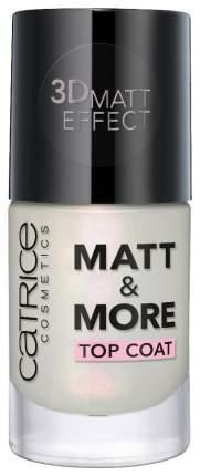 Верхнее покрытие CATRICE Matt & More Top Coat 10 мл