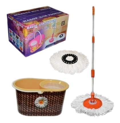 Наборы для уборки violet плетенка 18