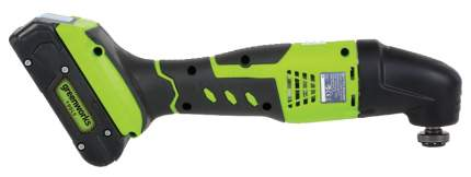 Аккумуляторный реноватор Greenworks G24MT 3600807 БЕЗ АККУМУЛЯТОРА И З/У