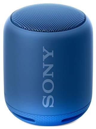 Портативная колонка Sony SRS-XB 10 синяя