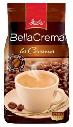 Кофе в зернах Melitta bella crema la crema 1000 г