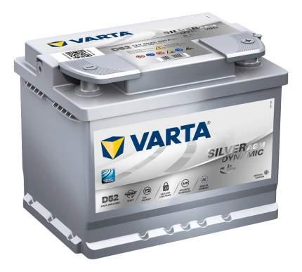 Аккумулятор автомобильный автомобильный Varta Silver Dynamic 60 Ач