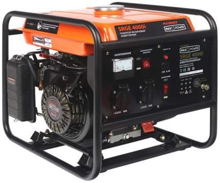 Генератор инверторный Patriot MaxPower SRGE 4000iE 474101622