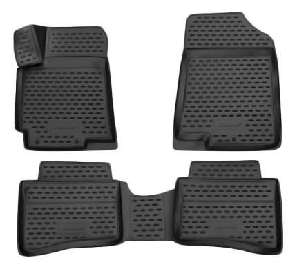 Комплект ковриков в салон автомобиля Autofamily для Hyundai (NLC.3D.20.59.210)