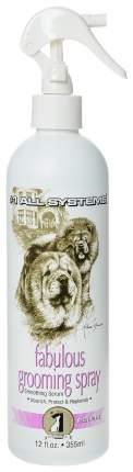 Спрей для домашних животных 1 ALL SYSTEMS для ухода за шерстью 355