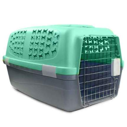 Переноска для животных Triol 30x48x28см зеленый