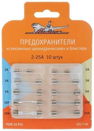Набор автомобильных предохранителей Airline AFU-T-06 AFU-T-06