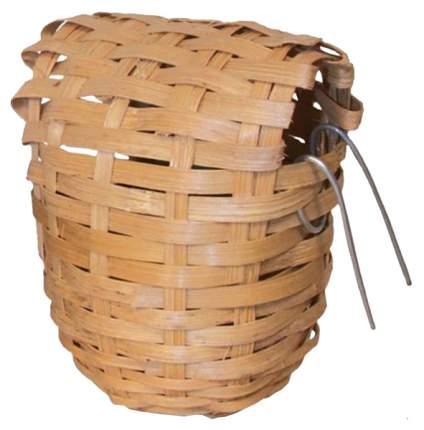Гнездо для канарейки Triol Гнездо-корзина 9х10 см PT8101