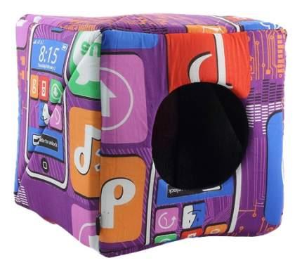 Домик для кошек Гамма Куб Медиум