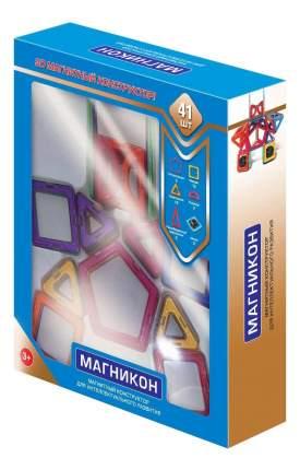 Конструктор магнитный Магникон Робот MK-41 41 деталь