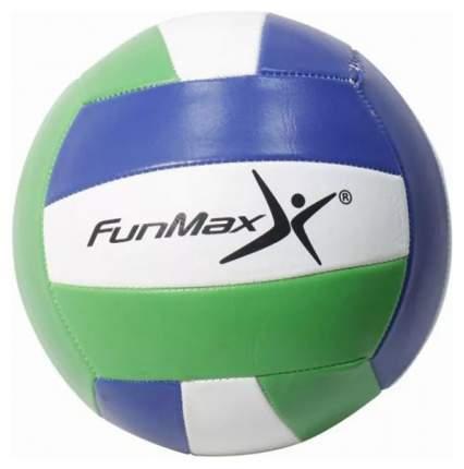 Волейбольный мяч FunMax СТ85113 №5 blue/white/green