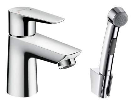 Смеситель с гигиеническим душем Hansgrohe Talis E  71729000 хром