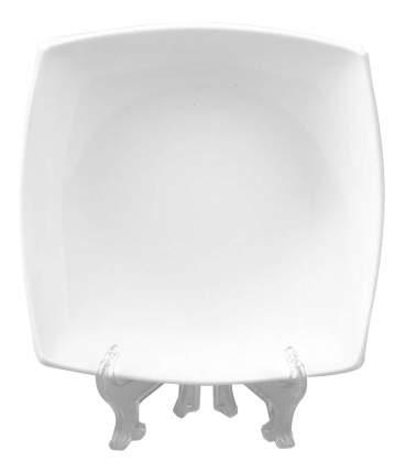 Тарелка Luminarc Quadrato white 20 см