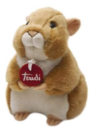 Мягкая игрушка Trudi коричневый заяц