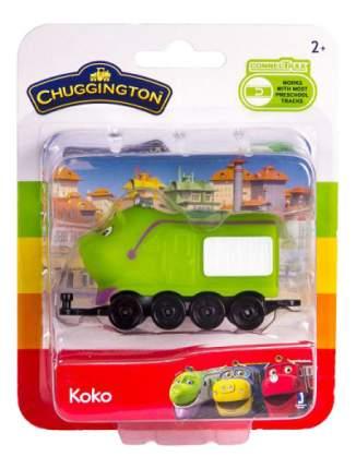Локомотив Chuggington Коко в блистере