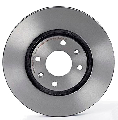 Тормозной диск brembo 09.A185.14 передний
