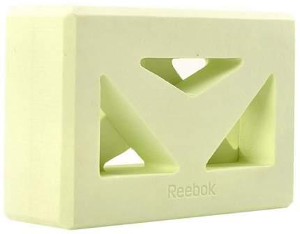 Кирпич для йоги с прорезями Reebok RAYG-10035GN
