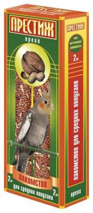"""Лакомство для средних попугаев Престиж """"Жесткие Палочки"""", орехи, 2 шт"""