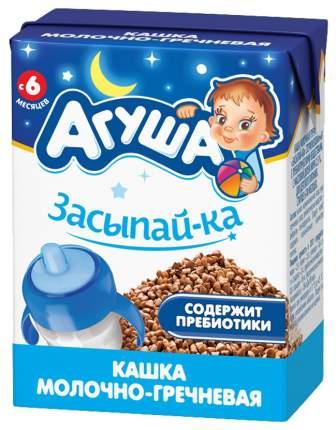 Молочная каша Агуша Засыпай-ка Гречневая с 6 мес 200 мл