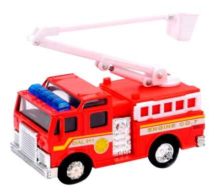 Машина спецслужбы Soma Пожарная машина 12 см