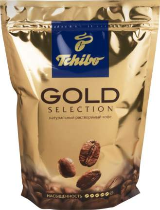 Кофе растворимый Tchibo gold selection 285 г