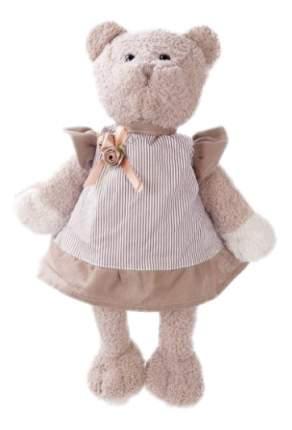 Мягкая игрушка Angel Collection Мишка машенька 23 см в сером 681394